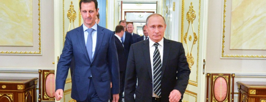 President-Bashar-Assad-made-a-surprise-trip-to-Moscow-to-meet-with-President-Vladimir-Putin